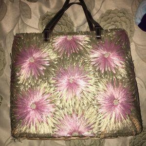Rare Kate Spade 2000 summer collection Raffia Bag